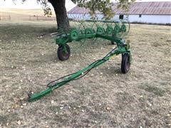 2010 Frontier WR4106 Pull-Type Hay Rake