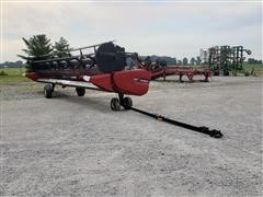 2013 Case IH 3162 Terra-Flex Header W/Transport