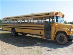 1997 Ford B800 School Bus