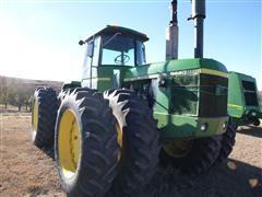 1980 John Deere 8440 4X4 Tractor