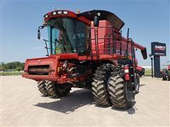 2012 Case IH 8230 Axle-Flow Combine
