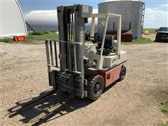 Nissan CT188 Forklift