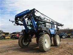 2015 New Holland SP295F Self-Propelled Sprayer