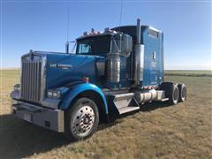 1999 Kenworth W900L T/A Truck Tractor