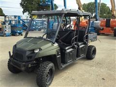 2014 Polaris Ranger 500 Crew 4WD UTV
