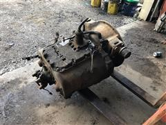 Spicer 7 Speed Transmission