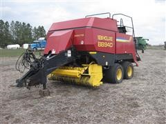 2003 New Holland BB940RT Baler