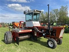 Freeman 270TSP Self-Propelled Small Square Baler