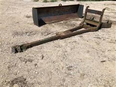 John Deere Tractor Dozer Blade