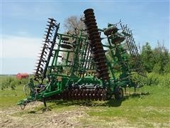 2000 John Deere 726 Mulch Finisher