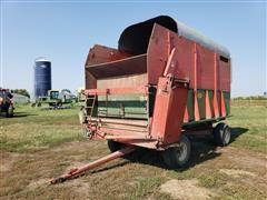 Balzer 6516LW Silage/Forage Wagon