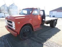 Used Trucks - Flatbed