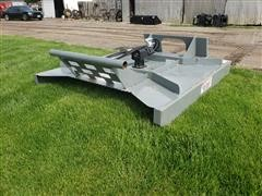 Brute Skid Steer Brush Cutter Attachment