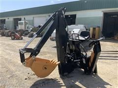2017 Astec Underground 762 Backhoe Skid Steer Attachment