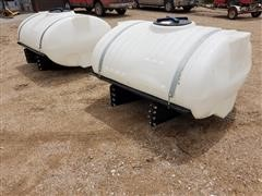 Patriot 400-Gal Saddle Tanks W/Mounts & Hardware