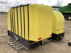 Demco Side Quest Saddle Tanks
