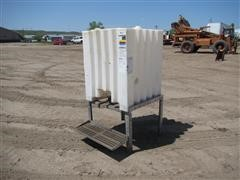 Centennial Molding Poly Tank W/Metal Stand