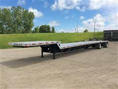 2002 Transcraft D-Eagle W2 T/A Step-Deck Trailer