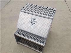 DeeZee Aluminum Boot Box