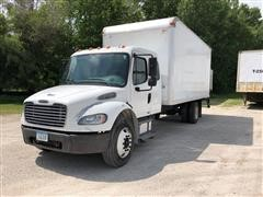 2007 Freightliner M2 106 Medium Duty Box Truck