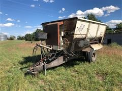 BJM Feed Wagon