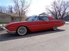 1962 Classic Ford Thunderbird 2 Door Car