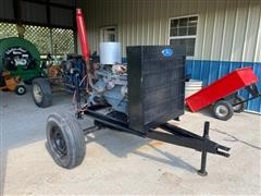 Ford 300 Power Unit W/Cart