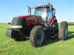 2015 Case IH Magnum 200 MFWD Tractor