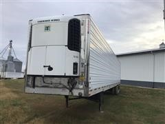 2010 Utility VS2RA T/A Reefer Trailer