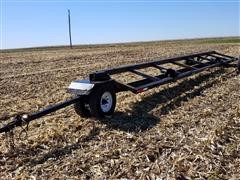2008 Maurer M30 Header Trailer