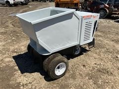 Miller Spreader MB11 Scoot-Crete Concrete Buggy