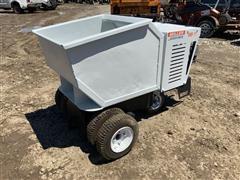 Miller Scoot-Crete MB11 Concrete Buggy