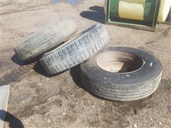 Truck Tires/Rims