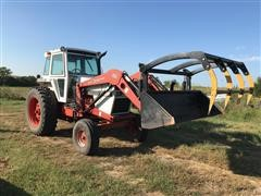 1983 Case IH 2290 2WD Tractor W/Loader