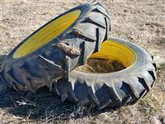 Armstrong Titan 13.6-38 Tractor Tires