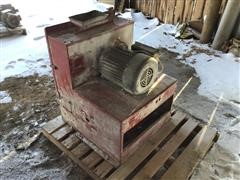 Low Volume Hammer Mill
