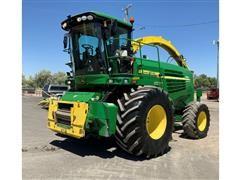 2010 John Deere 7950 Forage Harvester
