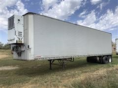 Highway Trailer 801D-404T-IF T/A Reefer Storage Trailer