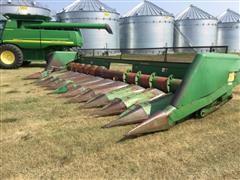 Bish 12-Row Crop Header