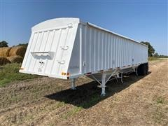 1991 Dakota E4200TIG T/A Grain Trailer