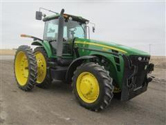 2008 John Deere 8130 MFWD Tractor