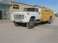 1978 Ford F-700 Water Truck