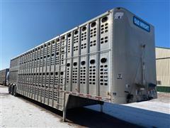 2009 Wilson PSDCL-402 Tri/A Livestock Trailer