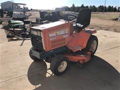 Kubota G6200 Lawn Mower