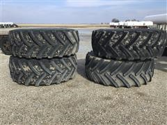 Agrimax 710/70R42 Sprayer Tires & Rims