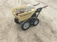 Parker Brothers 1/4 Ton Dumper Power Wheel Barrel
