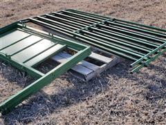 Powder River Sliding Alley Gate & Portable Panels