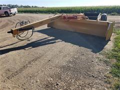 2020 Industrias America 140R 8 Way Blade/Box Scraper