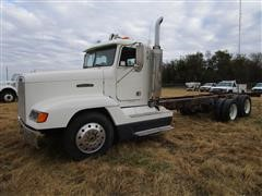 1990 Freightliner T/A Cab & Chassis
