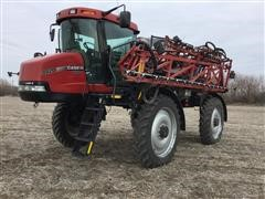 2009 Case IH Patriot SPX4420 Self-Propelled Sprayer